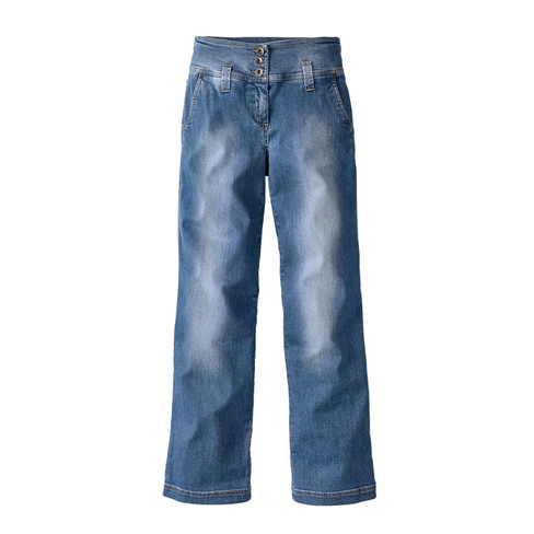 "Bio-jeans ""Marlene"", lightb 38"