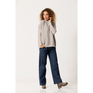 Bio-jeans, casual blue