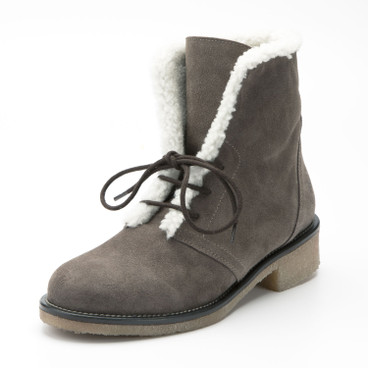 Veterboots, taupe