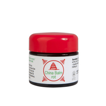 China balm rood, 20 ml