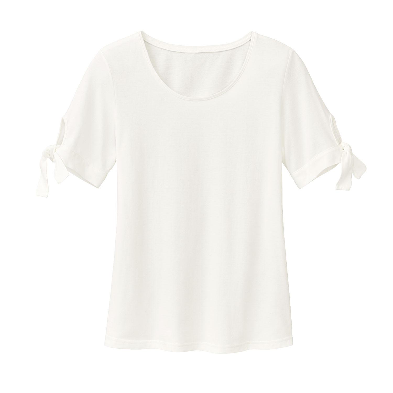 enna Shirt uit bio-katoen, wit | Waschbär Eco-Shop from Waschbär