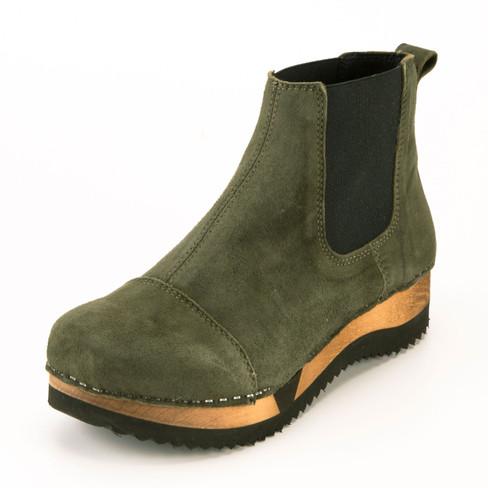 Boot, olijf 41