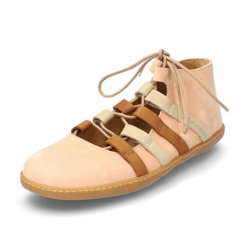 "Lage schoenen ""El Viajero"", roze 40"