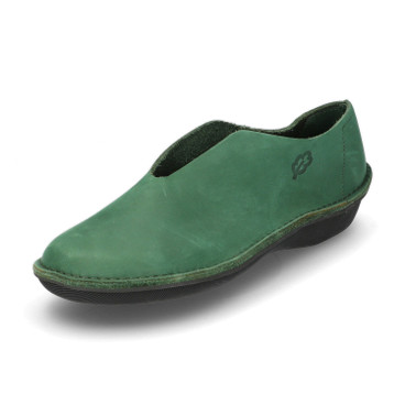 Slipper, groen