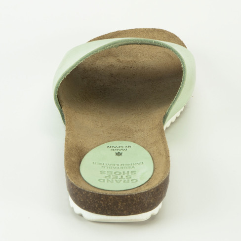 Slipper, mint