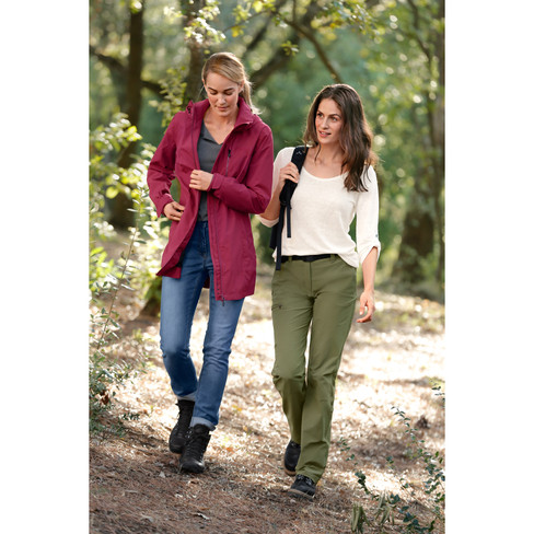 Dames outdoorbroek Lulaka, marine