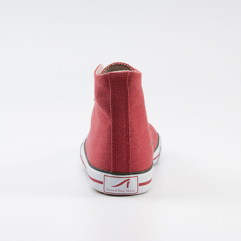 "Hennep bootie ""Chris"", rood"