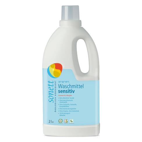 Vloeibaar wasmiddel sensitiv, 2 l