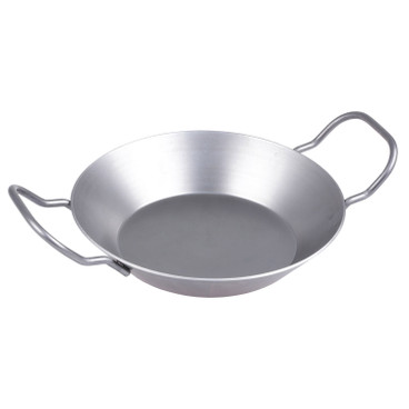 Single ijzeren pan