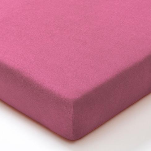 Biojersey hoeslaken, bes 100 x 200 cm in de voordelige 2 dlg. set