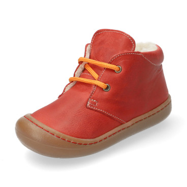 Veterboot, rood