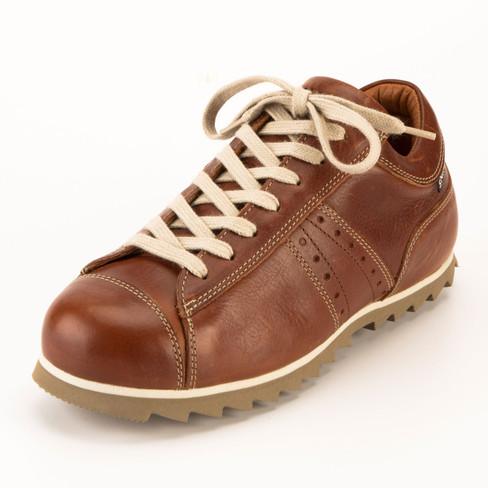 Sneaker Ripple, cognac 43