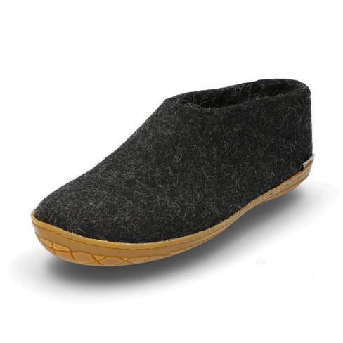 Huisschoenen voor HAAR & HEM, zwart 45