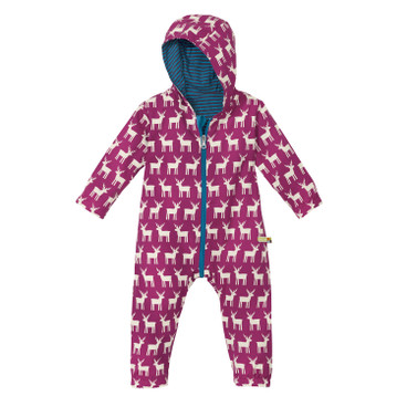 Outdoor-overall Bionic-Finish Eco, pink