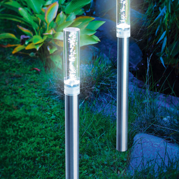 "Solarlamp ""Twin""*, 2-dlg. set"