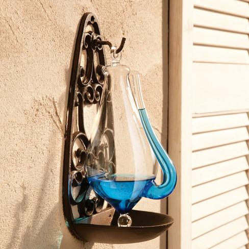 Esschert Design Barometer met vloeistof