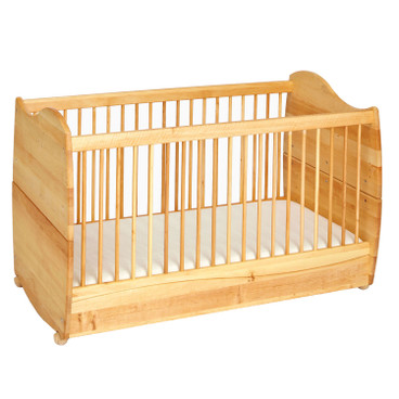 "Kinderbed ""Leni"", naturel"