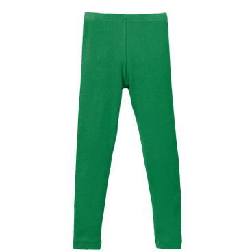 Leggings, grasgroen