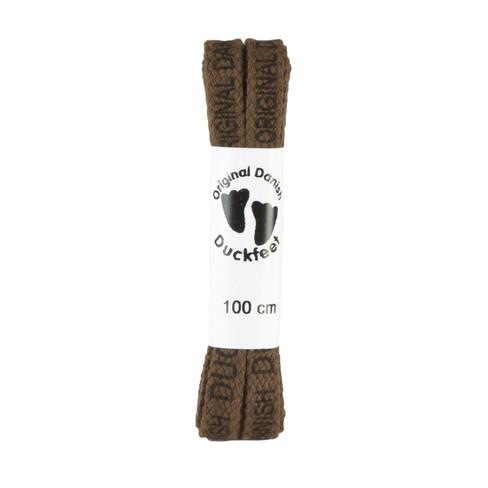 Katoenen schoenveter00 cm, bruin 100