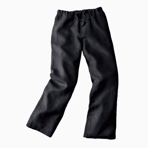 Hennep broek, zwart XXL