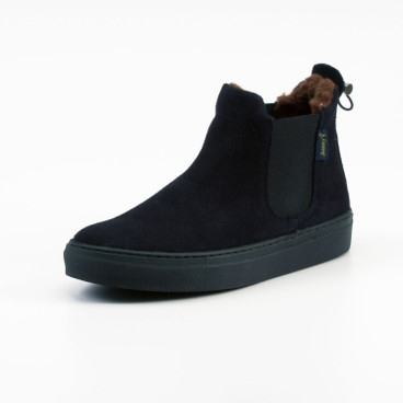 Chelsea boots, darkblue