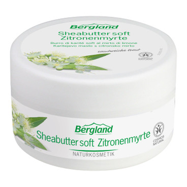 "Sheabutter soft ""citroenmirte"", 125 ml"