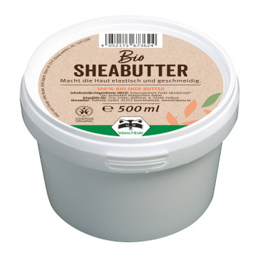 pure sheabutter, 500 ml