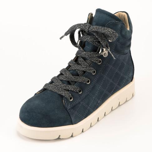 Boot, jeansblauw 41