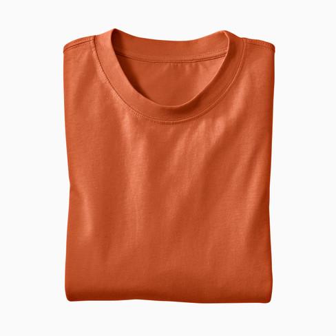 Enna Ecologisch T-Shirt voor HEM & HAAR, terracotta | Waschbär from Waschbär