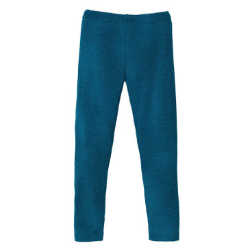 Kinder-leggings, blauw