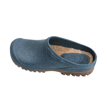 Tuinclogs, urban denim