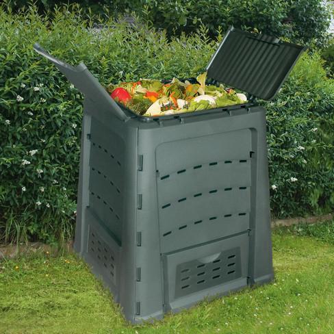 Compostbak voor het hele jaar, 330 l.