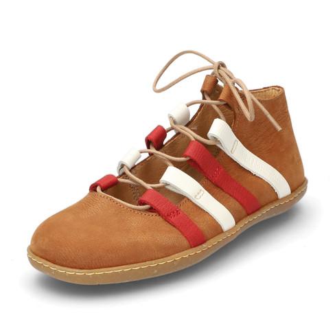"Lage schoenen ""El Viajero"", hout 42"