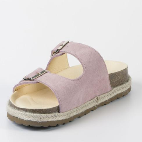 Slipper, roze 41
