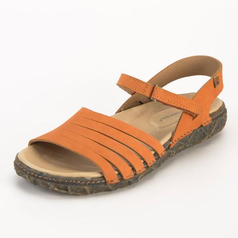 Sandaal Redes, oranje 40