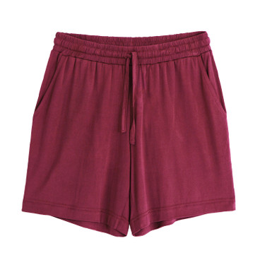 Shorts, bordeaux