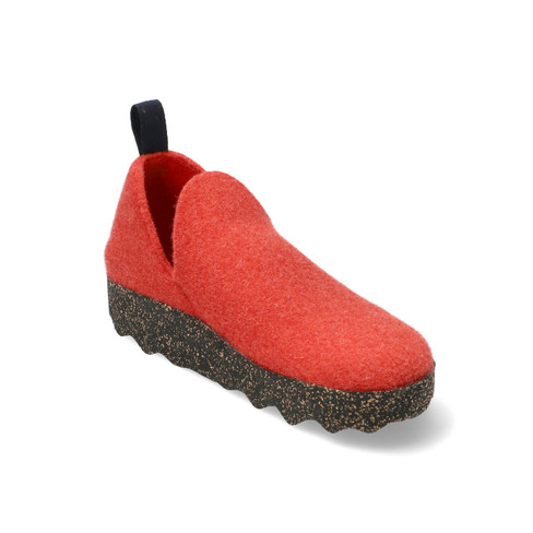 "Walkstof slipper ""City"", kers"