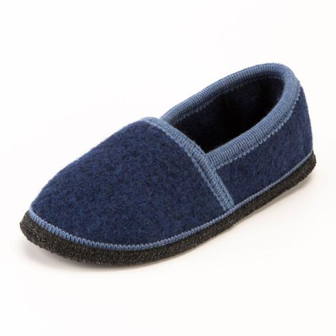 Pantoffel, jeansblauw 40