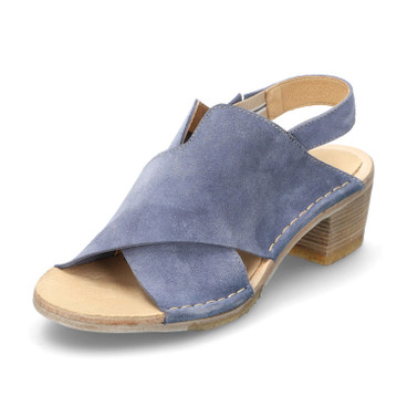 Sandalen, urban denim