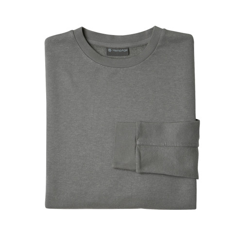 Sweatshirt, kwarts S