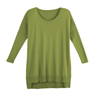 Oversized-pullover, mos