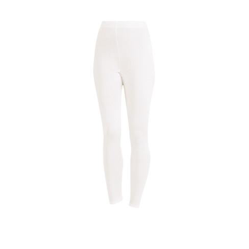 Enna, biologisch zijden leggings, naturel 36