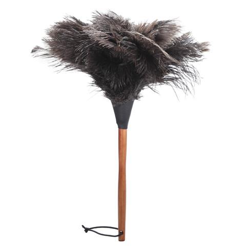 Struisvogelplumeau klein, 46 cm