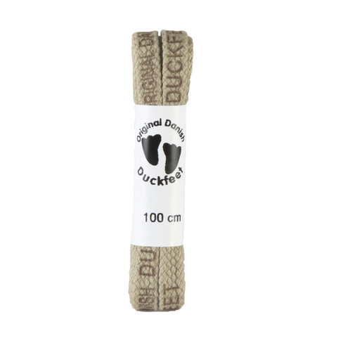 Katoenen schoenveter00 cm, beige 100