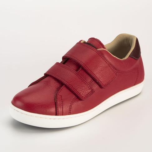 Sneaker, rood 37