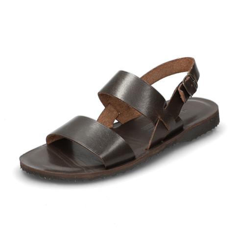 Sandaal, donkerbruin 44