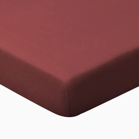 Biohoeslaken, baksteen 100 x 200 cm