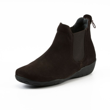 Chelsea boots, choco