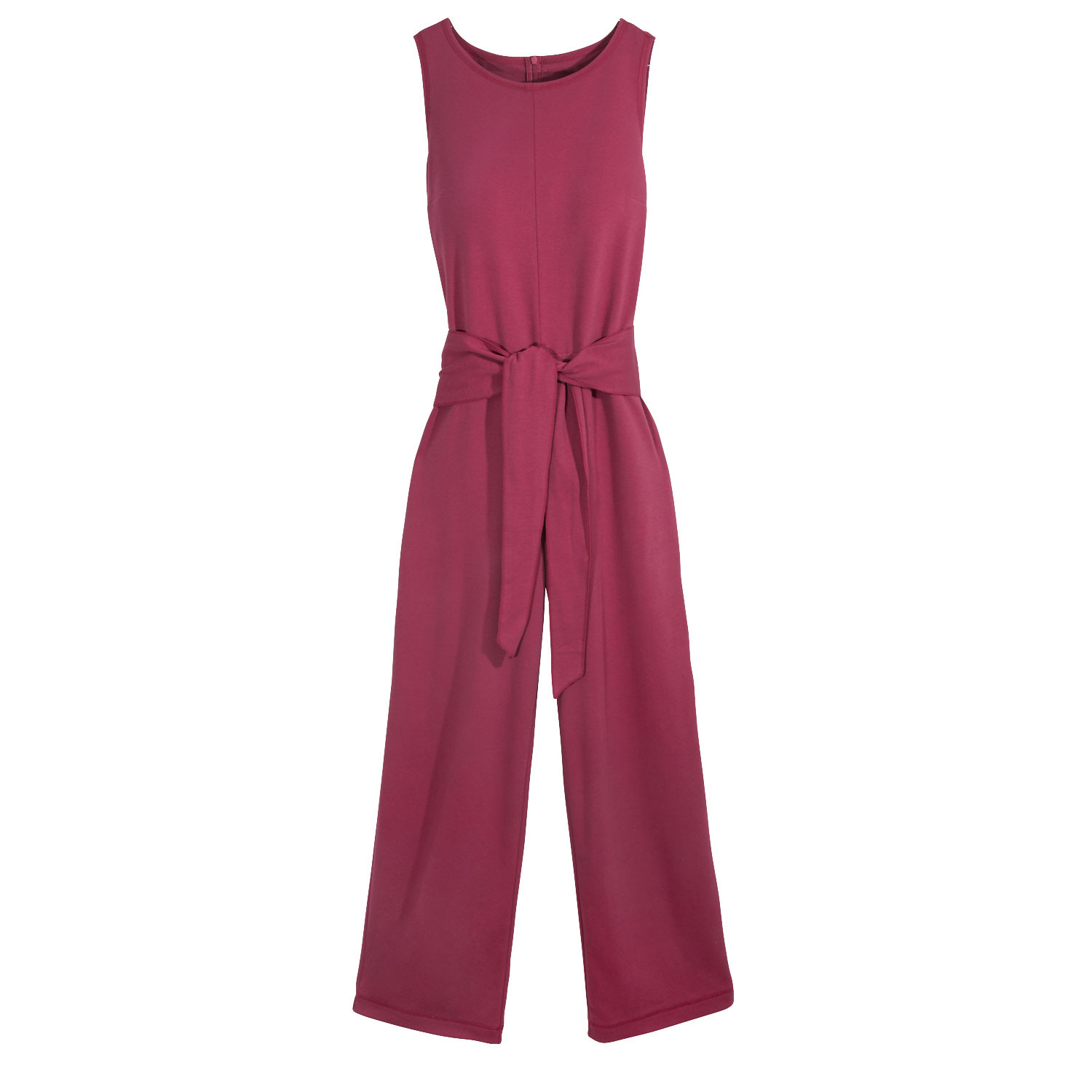 Jersey overall, wild berry