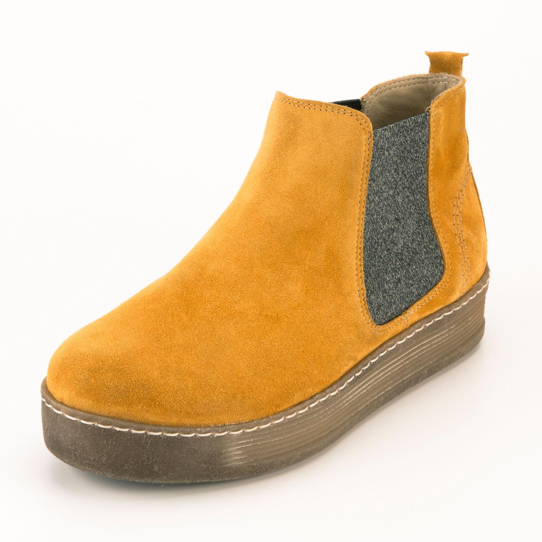 Waschbär Chelsea-boot, maïs | Waschbär Eco-Shop from Waschbär
